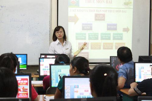 Khóa học kế toán thực hành trên doanh nghiệp sản xuất