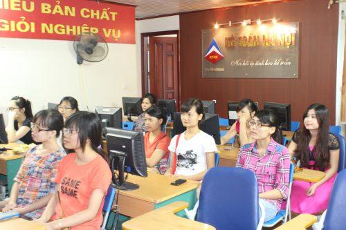 Hình ảnh: Lớp học kế toán tại Biên Hòa Đồng Nai