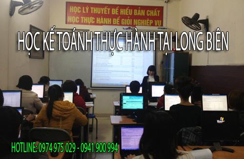 Trung tâm dạy kế toán thực hành tại Hoàng Mai