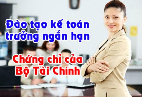 Khóa học bồi dưỡng cấp chứng chỉ kế toán trưởng tại Hà Nội