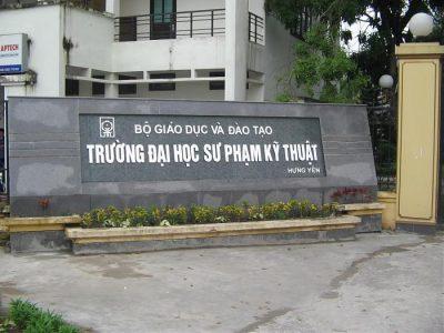 Thông tin về trường đại học sư phạm kỹ thuật hưng yên cơ sở 3 tại Hải Dương