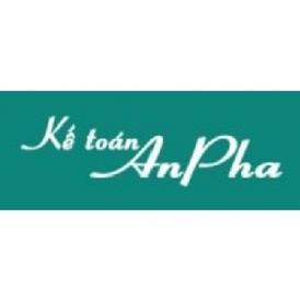 Logo nhận diện Kế toán An Pha