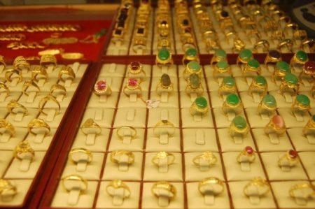 Hướng dẫn hạch toán kế toán kinh doanh vàng bạc